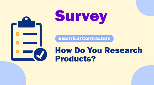 Electrical Contractor Survey